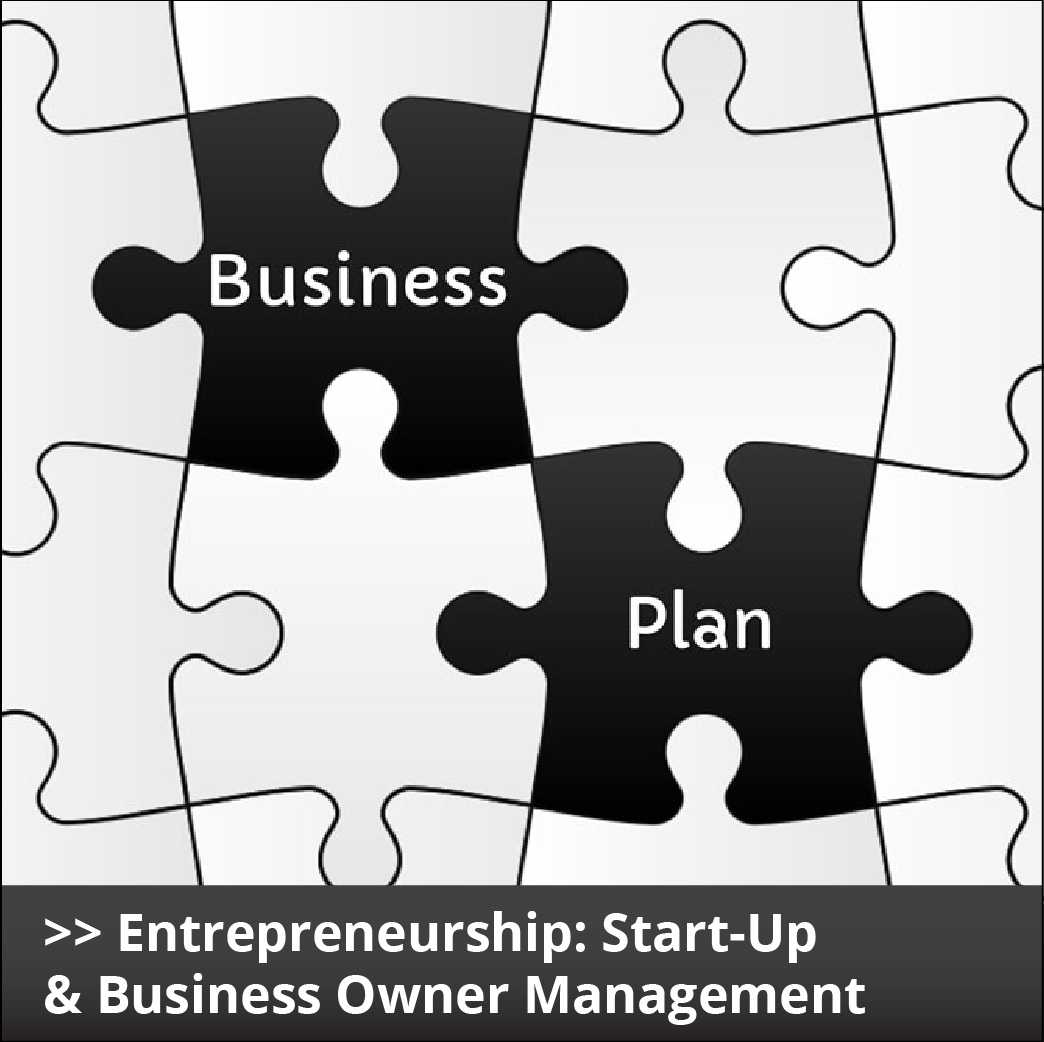 Entrepreneurship Start Up and Business Owner Management Course