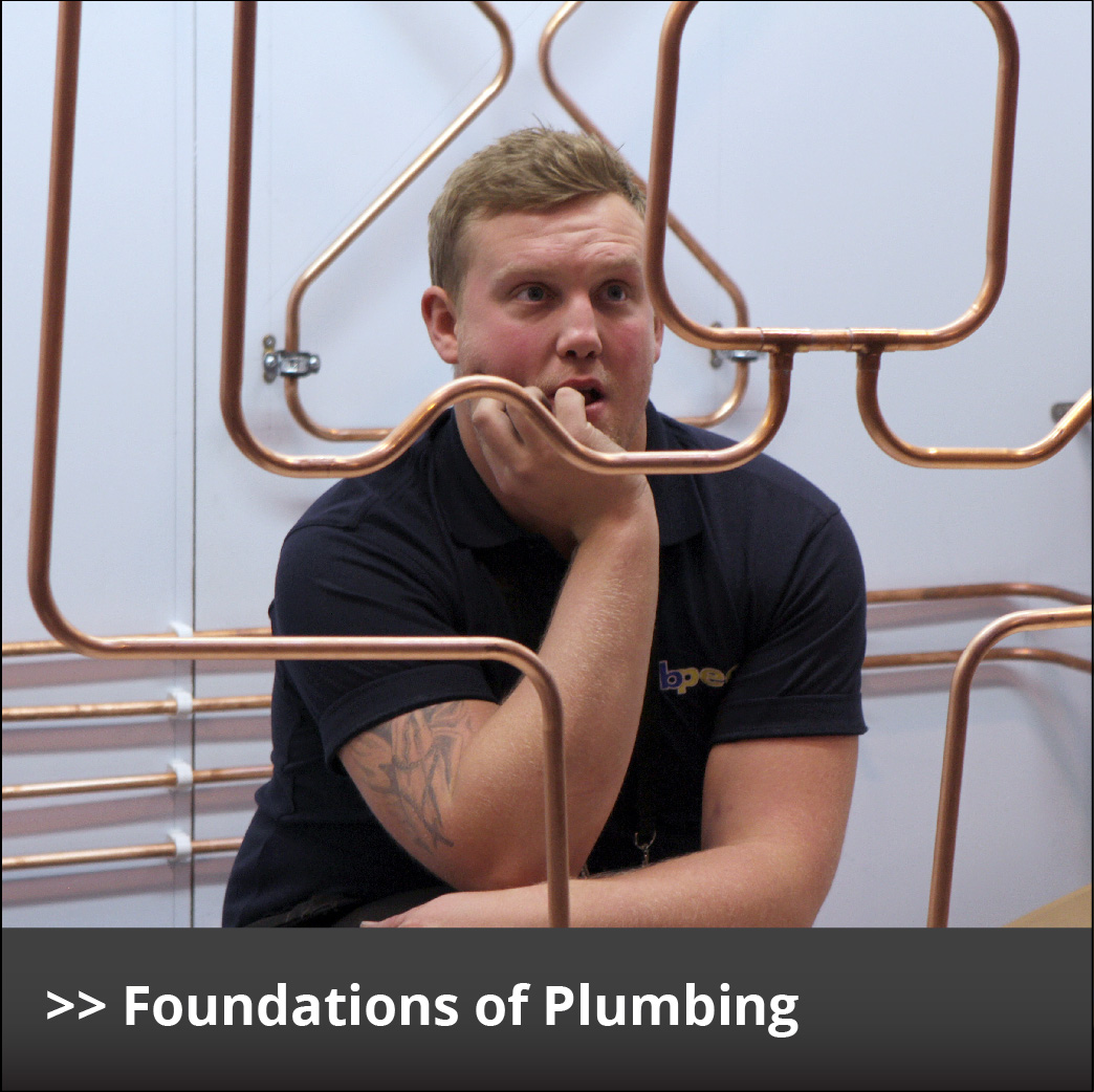 Foundations of Plumbing Course