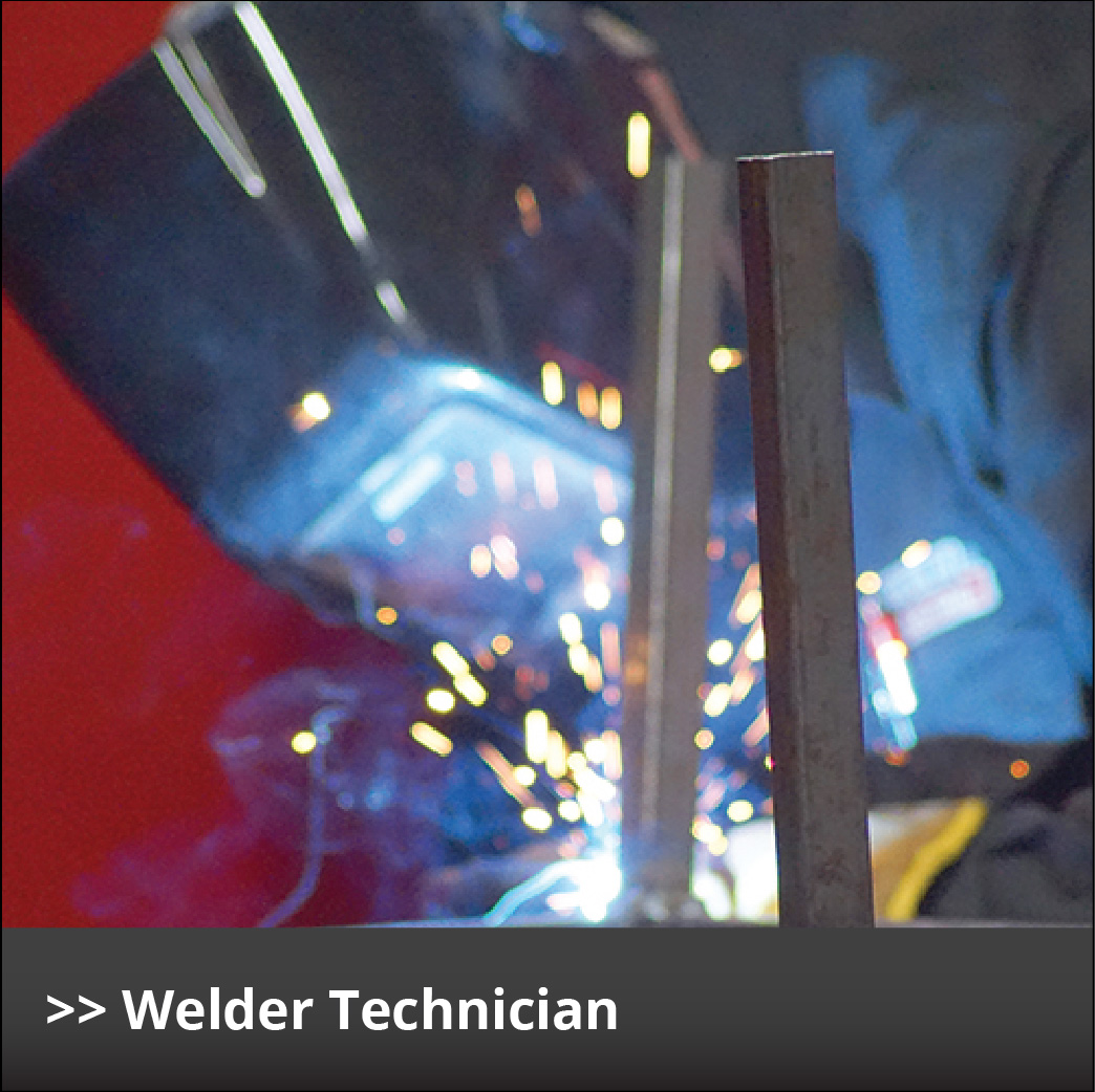 Welder Technician Course